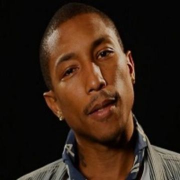 Chanteur Pharrell Williams