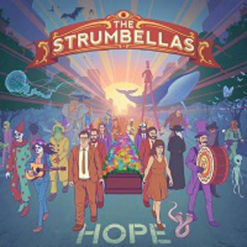 Groupe The Strumbellas