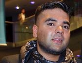 Chanteur Naughty Boy