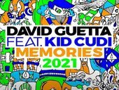 David Guetta - Memories ft. Kid Cudi (2021 remix)