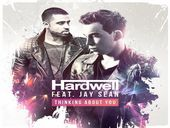 Hardwell Thinking About You ft Jay Sean