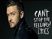 Justin Timberlake Can't Stop the Feeling (B.O Trolls)