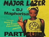 Major Lazer & DJ Maphorisa Particula ft Nasty C, Ice Prince & Jidenna