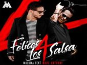 Maluma Felices los 4 (Salsa Version)