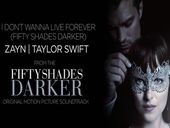 Taylor Swift I Don't Wanna Live Forever ft Zayn (Fifty Shades Darker)