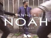 Yannick Noah On Court