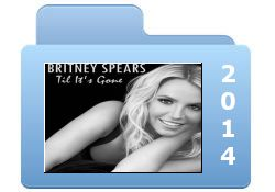 chanteuse Britney Spears 2014