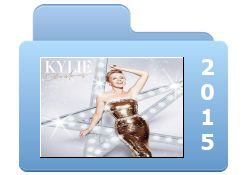 Kylie Minogue 2015