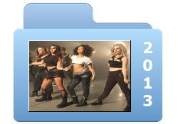 Groupe Little Mix 2013