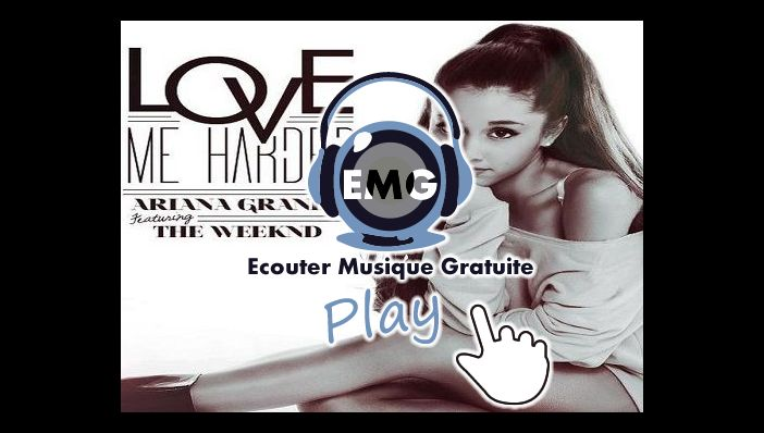 love me harder ariana grande ft the weekend