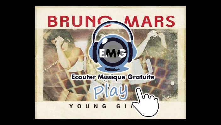 Musique Bruno Mars Young Girls