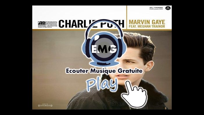 Charlie Puth Marvin Gaye feat Meghan Trainor