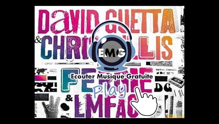 David Guetta Gettin' Over You ft Chris Willis Feat. Fergie & LMFAO