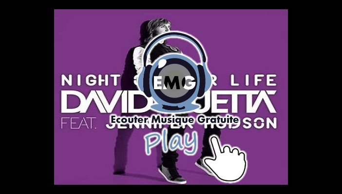 David Guetta Night Of Your life ft Jennifer Hudson