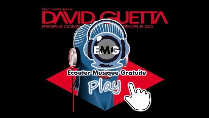 David Guetta  People Come, People go feat Chris Willis
