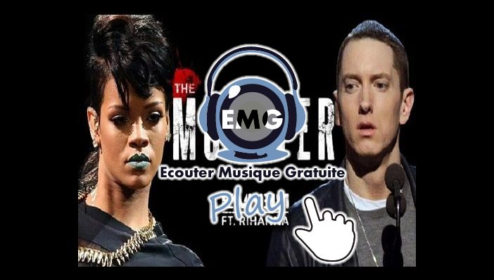 Eminem The Monster ft Rihanna