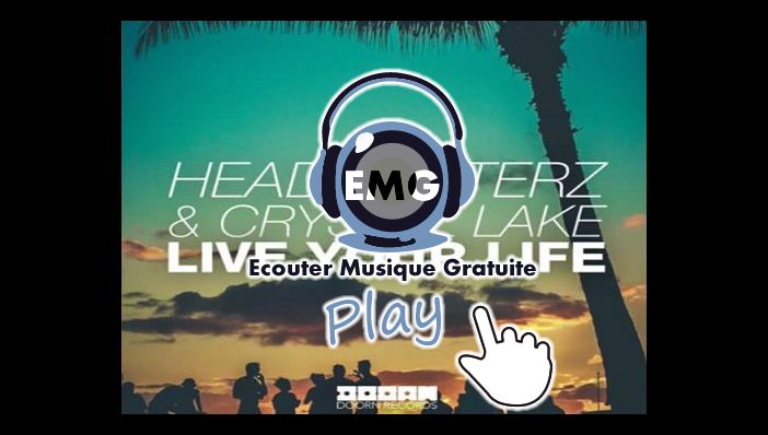 Headhunterz Live Your Life feat Crystal Lake