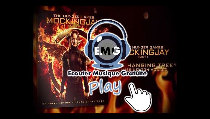 Jennifer Lawrence The Hanging Tree (B.O. The Hunger Games: Mockingjay Part 1)