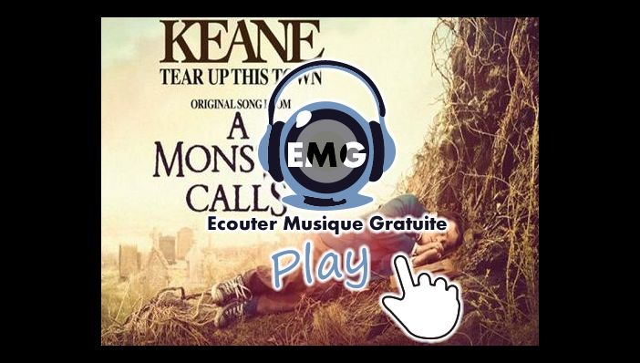 Keane Tear Up This Town (B.O A Monster Calls)