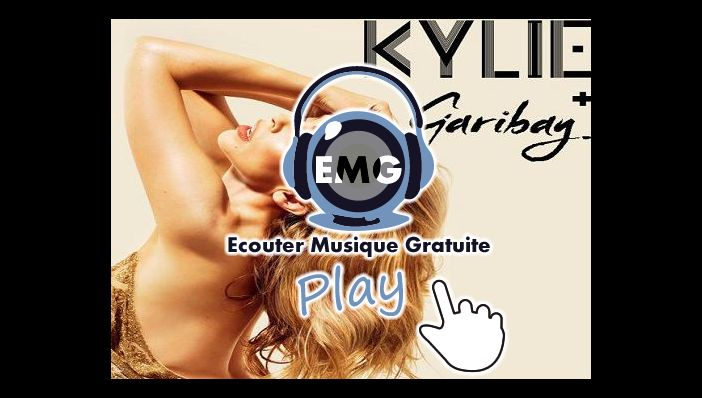 Kylie Minogue Black and White  (Kylie + Garibay ft Shaggy)
