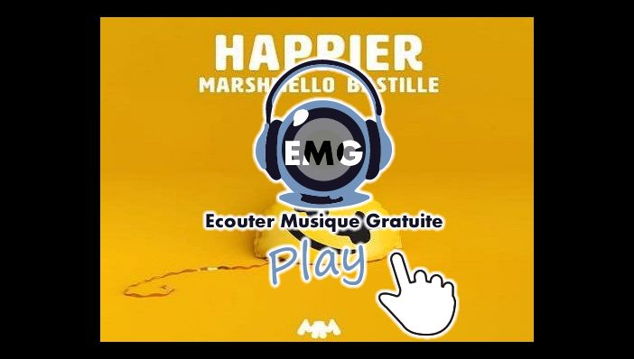 Marshmello Happier ft Bastille
