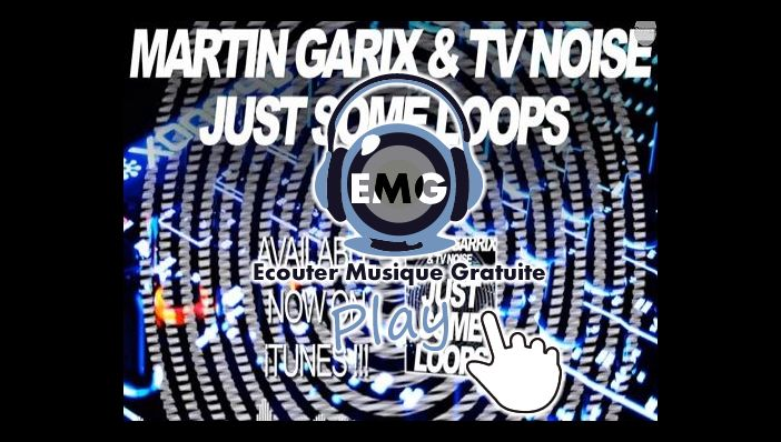 Martin Garrix ft TV Noise  Just Some Loops