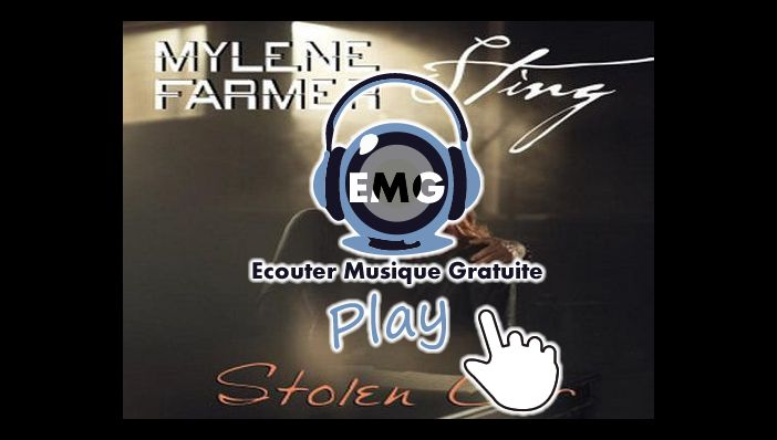 Myl�ne Farmer Stolen Car ft Sting