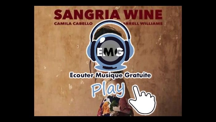 Pharrell Williams Sangria Wine ft. Camila Cabello