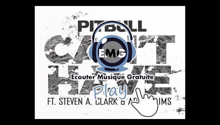 Pitbull Can't Have ft Steven A. Clark Ape Drums