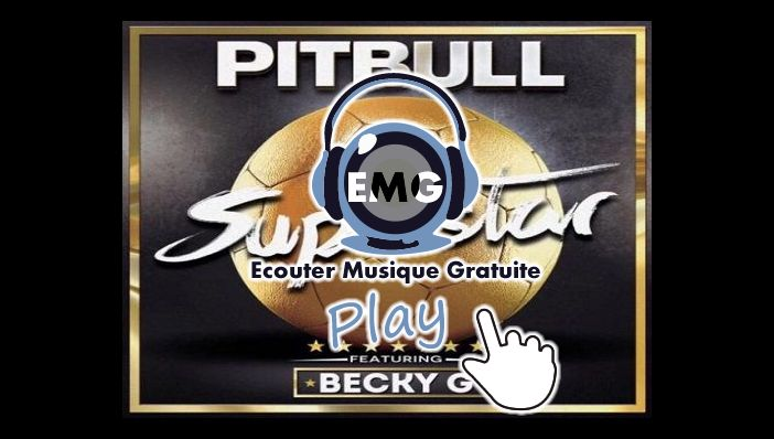 Pitbull Superstar ft Becky G (Copa América)
