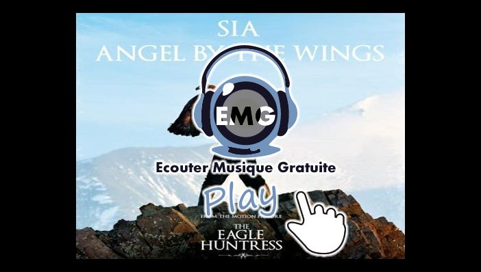 Sia Angel By The Wings (B.O The Eagle Huntress)